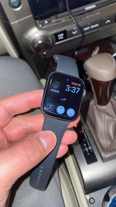 mazda b series в Кыргызстан: Черные Унисекс Наручные часы Apple