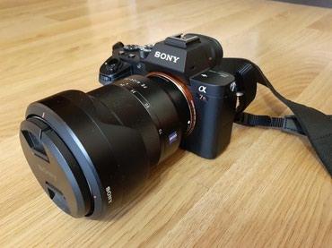 Sony A7R2+Sony FE24-70 F4 ZA OSS в Bakı