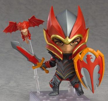 478 объявлений: Фигурка Dota 2 Davion Dragon Knight. Привезена из США. Производитель