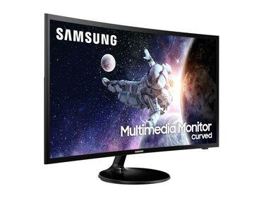 "бу монитор samsung в Кыргызстан: Продаю изогнутый монитор Samsung 32"" FHD Curved Multimedia Monitor"
