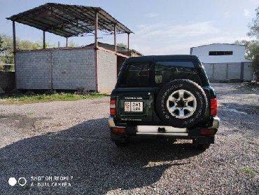 сигнализация в квартиру в Кыргызстан: Nissan Patrol 2001