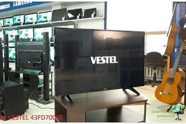 """Bakı şəhərində """" 43 """" düyüm 109 sm """" Vestel televizorlar."""