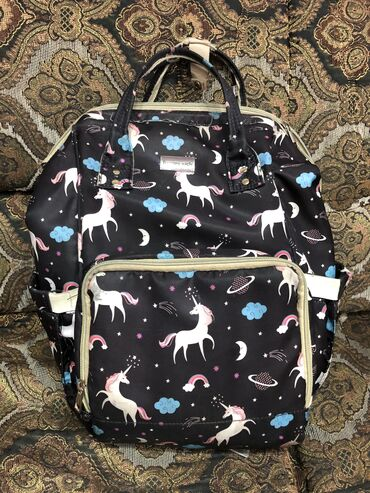 Продаю рюкзак для мам за 300 сом состояния хорошее