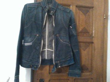 Zenska tekses jakna neostecena,odgovara velicini m - Knjazevac