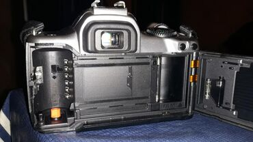 Fotoaparatlar - Bakı: Zapcasta satilir canon lentle olandi. iwlek veziyettedir.aparat