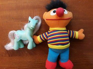 Bakı şəhərində Ikisi bir yerde satilir,burda alinmayib,at- my little pony markasina m
