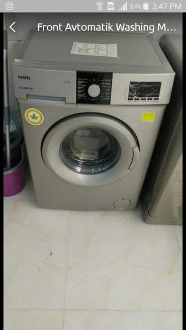 Bakı şəhərində Front Avtomatik Washing Machine 6 kg.