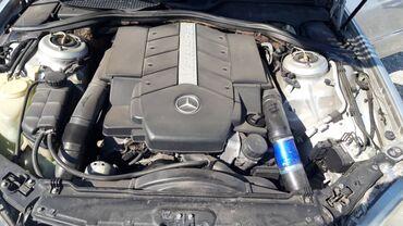 Транспорт - Каракол: Mercedes-Benz S-class AMG 4.3 л. 1999 | 129000 км