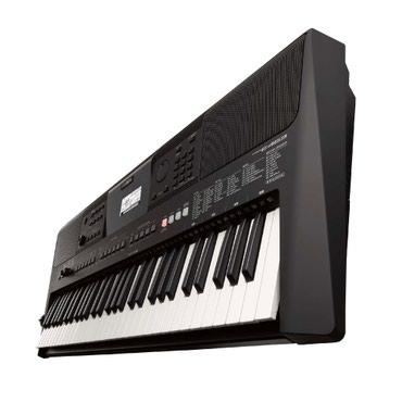 Синтезаторы - Бишкек: Yamaha psr e463. синтезаторы. дом торговли, ЦУМ 4 этаж бутик В-14