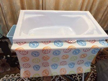 столик детски в Кыргызстан: Ванна-пеленальный столик
