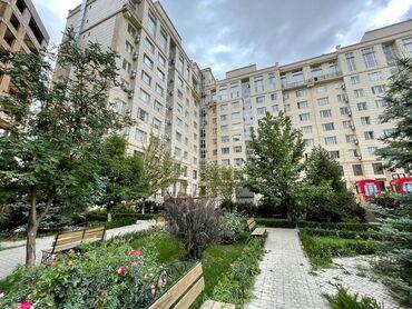 Продажа квартир - Дизайнерский ремонт - Бишкек: Элитка, 3 комнаты, 87 кв. м Теплый пол, Бронированные двери, Видеонаблюдение