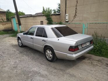 Mercedes-Benz W124 3 л. 1992