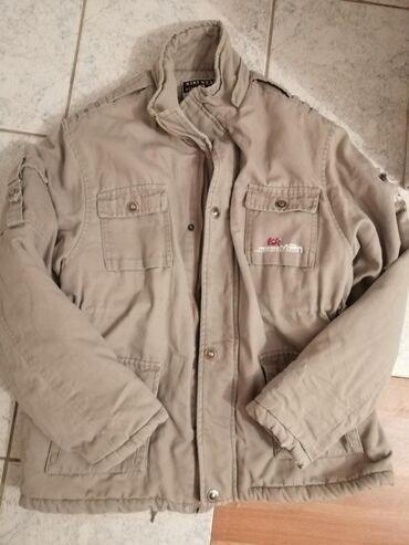 Decija muska jakna