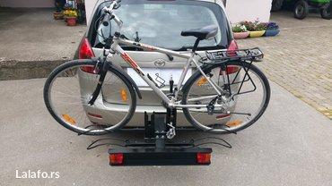 Thule  krovni koferi više komada i nosaca za bicikle na kuku kao i - Ruma
