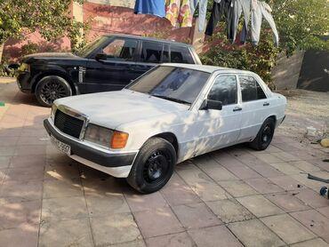 kredite avtomobiller в Азербайджан: Mercedes-Benz 190 2 л. 1991   2145879 км
