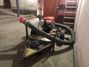 диски литые на бмв в Кыргызстан: Водяная помпа (ПОМПА) с дизельным генератором (насос на 230 литров) И