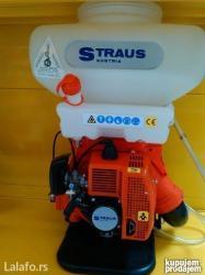 Atomizer Straus - Subotica