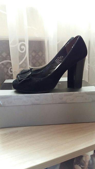 Замшевые туфли, высота 10 см размер 38 в Бишкек