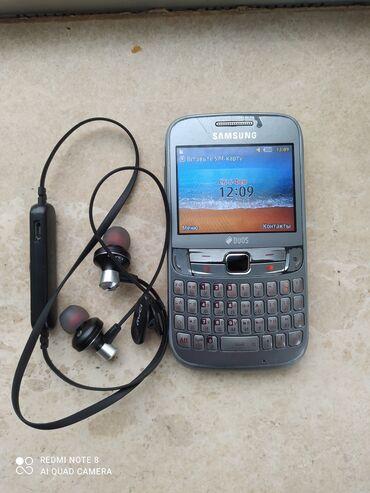 блютуз наушник в Азербайджан: Б/у Samsung B5722 Duos 1 ГБ Бежевые