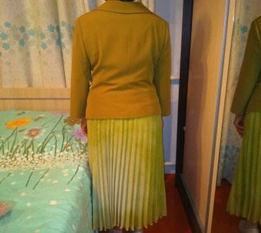 Вечернее платье двойка ( костюм и юбка) 46-48 размер в Бишкек