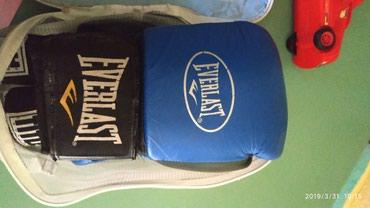 Продаю грушу,перчатки 8 в Бишкек