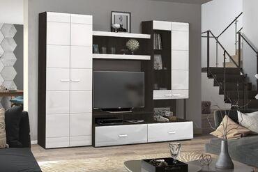 разбит экран телевизора ремонт цена в Кыргызстан: Мебельный гарнитур | Для дома, гостиной | С доставкой
