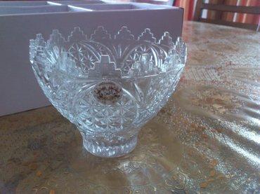 """Набор из 6 сахарниц """"Зоя"""", стекло в Бишкек"""