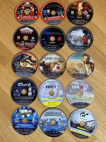 bar çubuğu - Azərbaycan: Ps3 diskler 15 eded hamısı bir yerdə 70 azn. Tək-tək satılmır. Barter