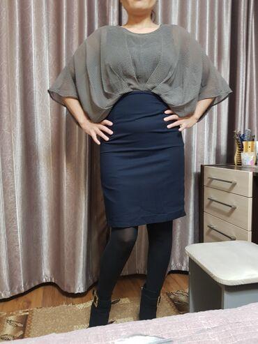 шикарное вечерние платье в Кыргызстан: Продаю вечернее шикарное новое платье с этикеткой, размер 38 Турция