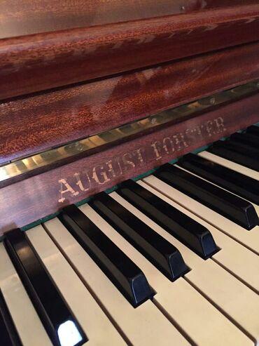 Спорт и хобби - Пос. Дачный: Продается немецкое пианино. один из лучших инструментов, которые можно