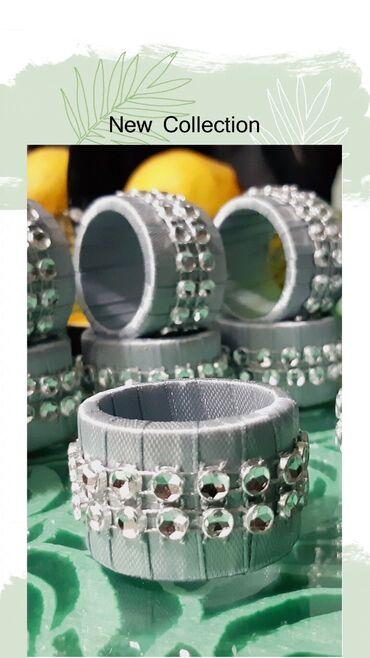 Novi prstencici za salvete. Brza isporuka