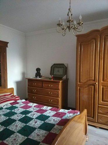 Продаю хороший, теплый 2х этажный дом. участок 4 с, очоккана, гараж, н in Бишкек