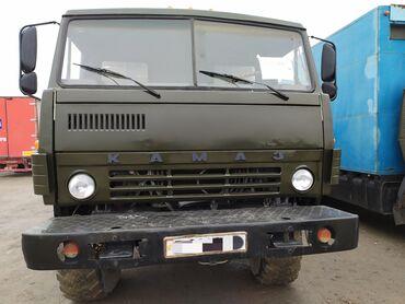 Грузовой и с/х транспорт - Бишкек: Срочно!!! Ведущий камаз 4310 + запасной мотор. г Бишкек