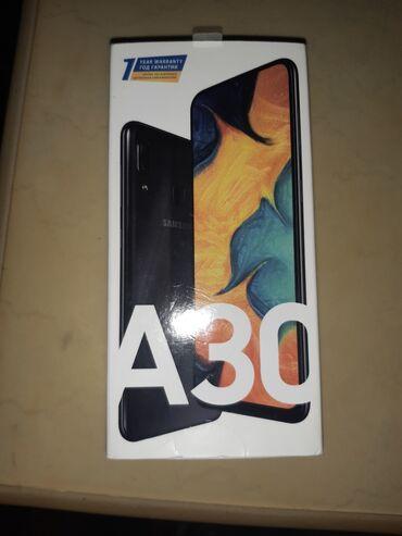 Samsung - Novxanı: Yeni Samsung A30s 32 GB göy
