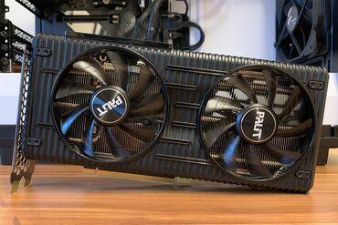 Nvidia RTX 3060 Palit 12GB( НЕ LHR )В использовании 2 месяцаГарантия