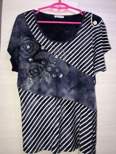 Продаю красивую футболку  Производство Турция  Размер 48-50  Цена 400