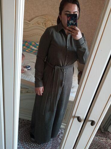 Платье стильное и скромное Ткань: микровильвет ( очень хороший
