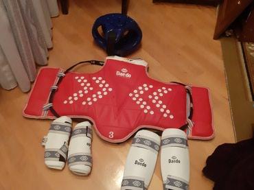 vasitcisiz mnzil almaq - Azərbaycan: Taekwondo ucun qoruyucular. Çattirilma pulsuzdur. Ayri vezziyette