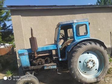 продам трактор т 150к б у в Кыргызстан: Продается трактор ( т-40,1987г), прицеп,плуг (соко). 200000- сом