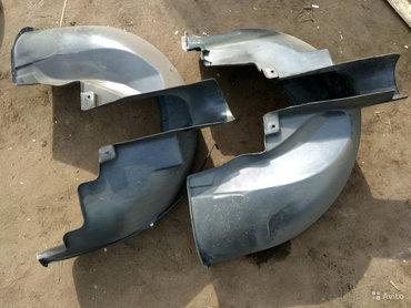 razmer 38 39 в Кыргызстан: Задние подкрылки защита арок BMW E 39