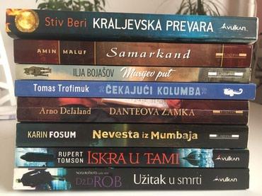 Knjige kao nove. Cena po komadu. Prodate Samarkand , Murijev put i - Belgrade