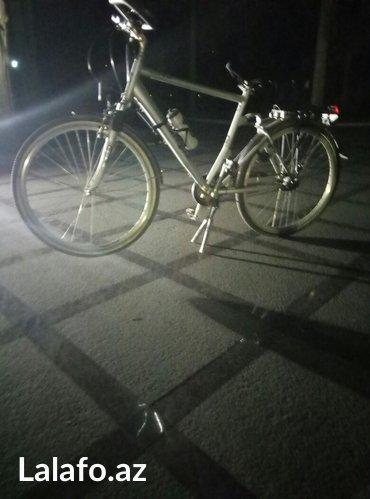 Bakı şəhərində Alman velosipeti 28lik