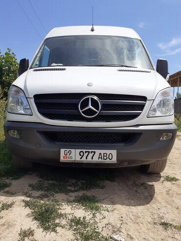 Mercedes-Benz в Темир: Mercedes-Benz Sprinter 2.7 л. 2012 | 230000 км
