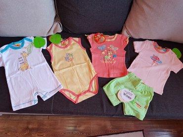 povjazka na golovu i pinetki в Кыргызстан: Продам новые вещи для новорождённых,каждая вещь стоит 350с,распродаю