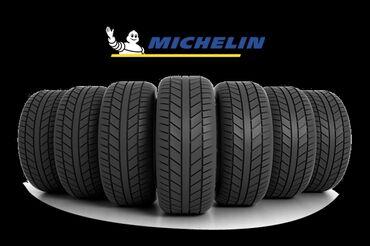 Michelin hər ölçüdə yeni təkərlərin satışı çatdırılması quraşdirilmasi