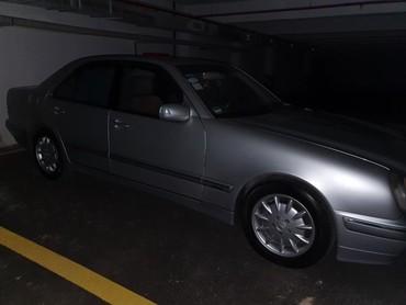 Mercedes-Benz Sumqayıtda: Mercedes-Benz E 280 2.8 l. 2000 | 200 km