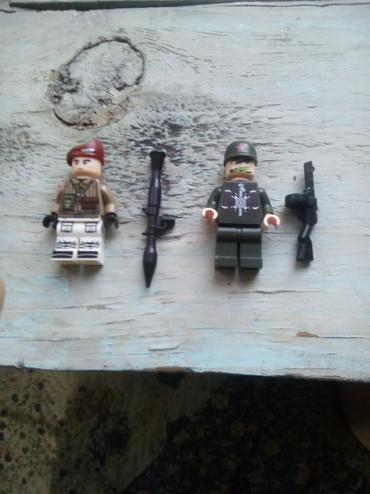 Купите в подарок лего солдат. в Бишкек