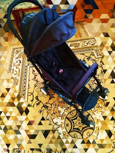 baby yoya в Кыргызстан: Коляска чемодан baby yoya в хорошем состоянии в черном цвете. Дождевик