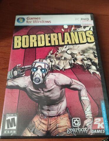 Продаю игру на ПК  Borderlands Отдам за 200р