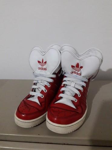 Adidas gaziste 23.5- mislim da odgovara za 37 br iako pise 38. - Belgrade